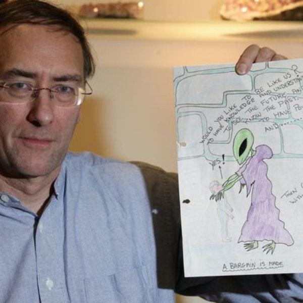 Episode 13: Simon Parkes, Alien Shagger. Image