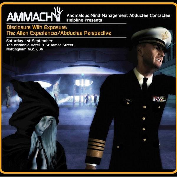 Episode 23: AMMACH and the Alien Abduction Helpline Image