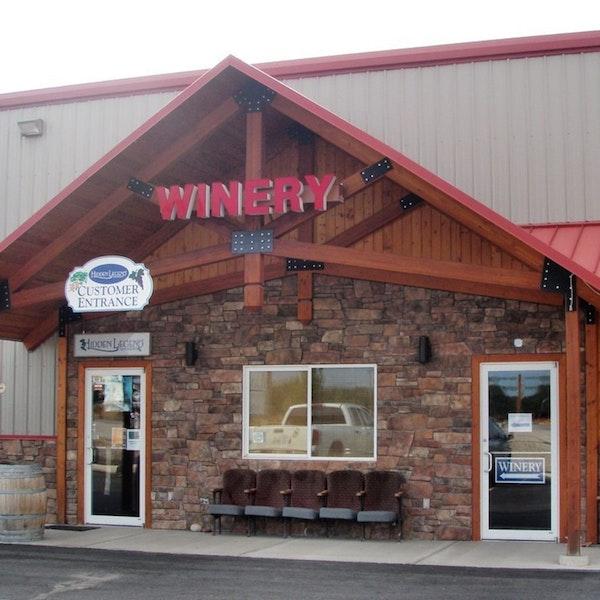 Hidden Legend Winery - Victor, Montana Pt. 1 Image