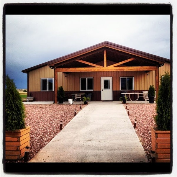 Table Mountain Winery - Huntley, WY Pt. 4