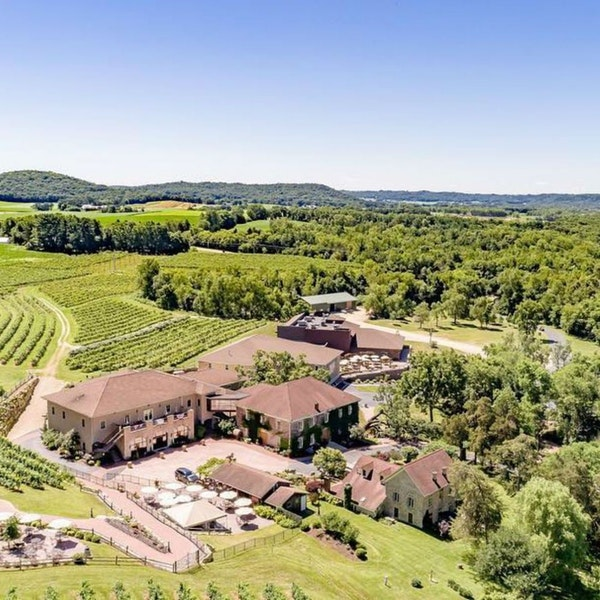 Wollersheim Winery - Prairie du Sac, WI Pt. 4
