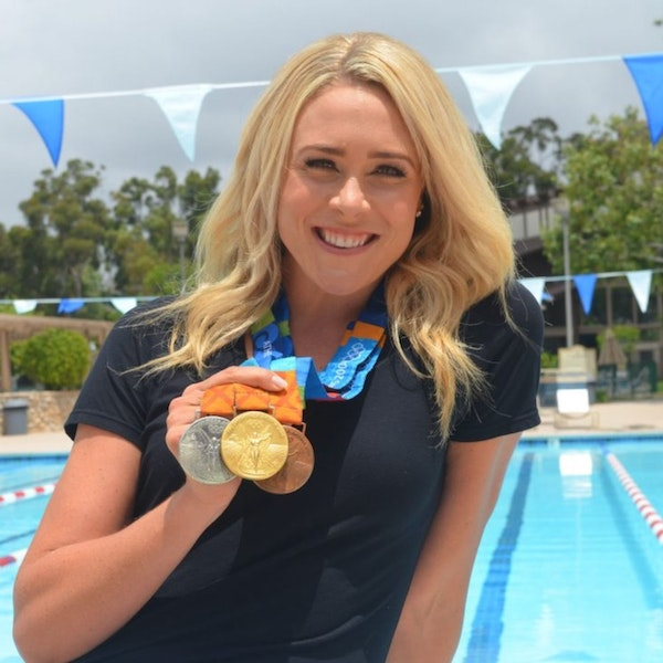 Spot Lyte On...Kaitlin Sandeno - Olympic Swimmer and GM of DC Trident Image