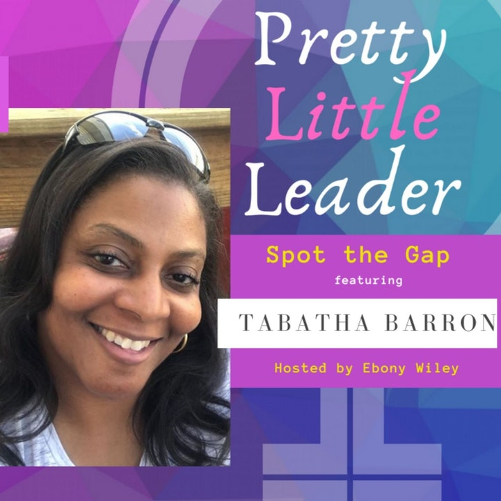 Spot the Gap- An interview with Tabatha Barron