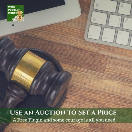 Use an Auction to Set a Price Image