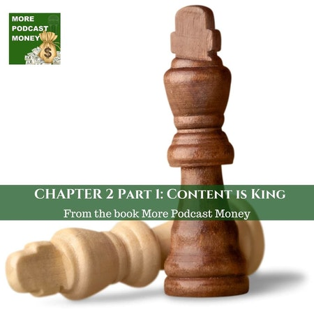 Content is King Image