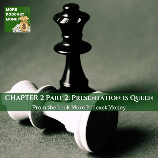 Presentation to Queen