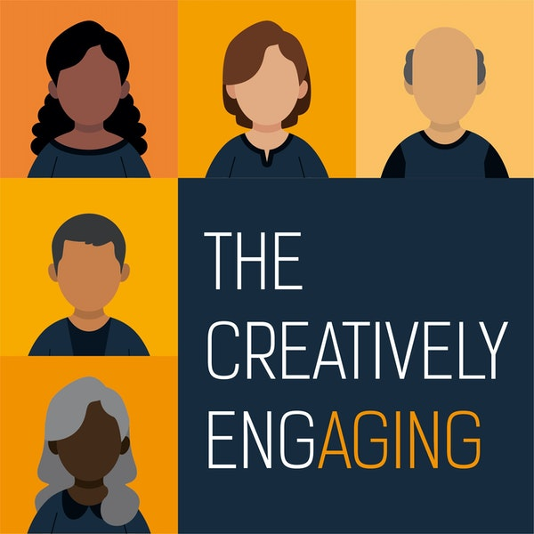 #1) The Creatively Engaging Podcast - Dorothy Image