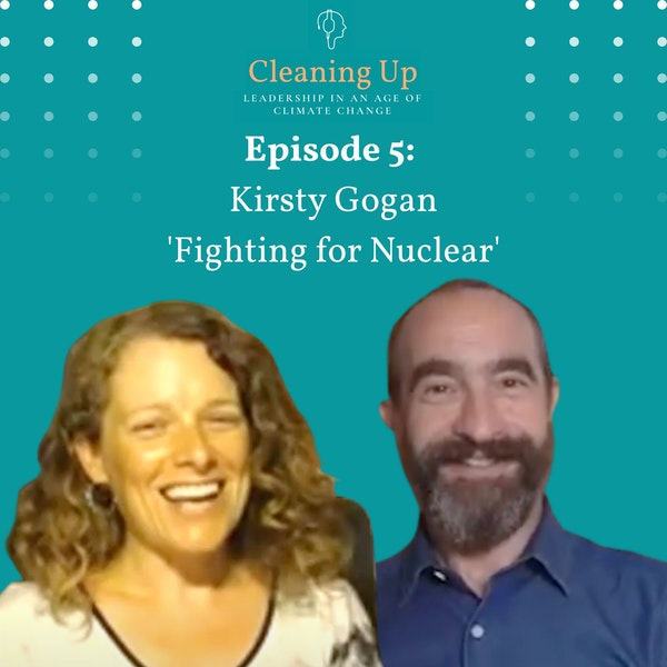 Ep5: Kirsty Gogan 'Fighting for Nuclear' Image