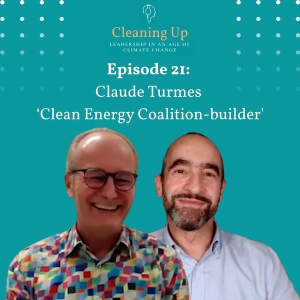 Ep21: Claude Turmes 'Clean Energy Coalition-builder' Image