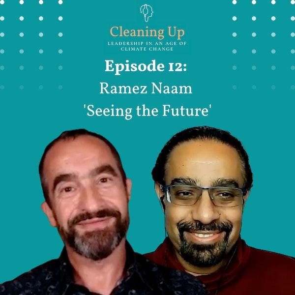 Ep12: Ramez Naam 'Seeing the Future' Image