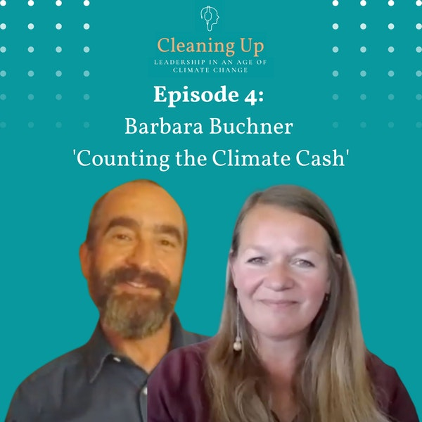 Ep4: Barbara Buchner 'Counting the Climate Cash' Image