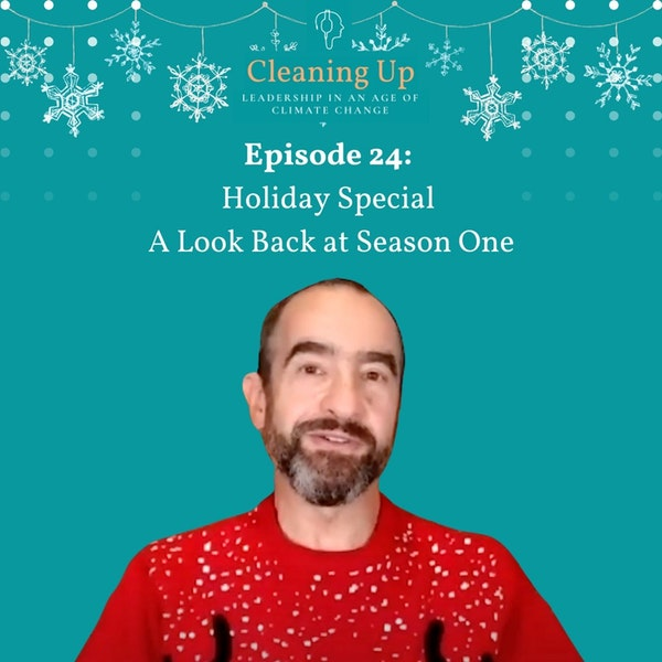Ep24: Holiday Special - A Look Back at Season One Image