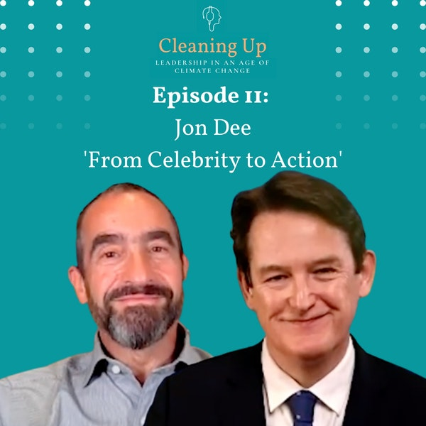 Ep11: Jon Dee 'From Celebrity to Action' Image