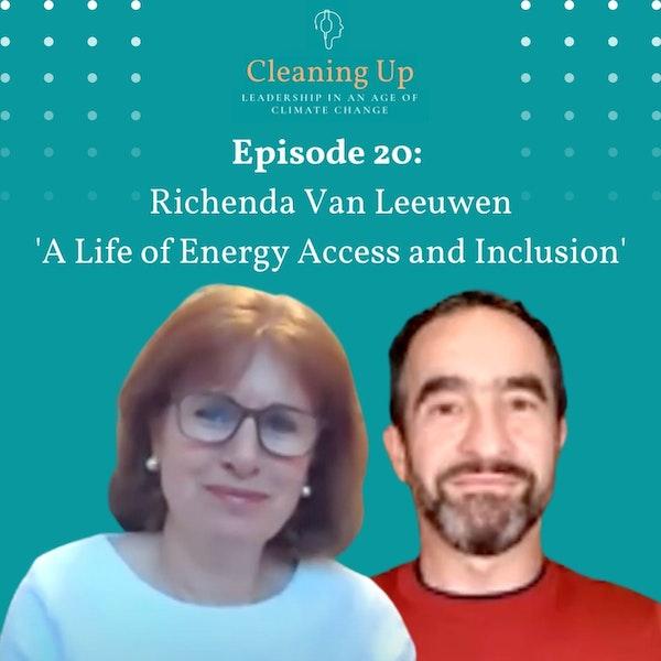 Ep20: Richenda Van Leeuwen  'A Life of Energy Access and Inclusion' Image