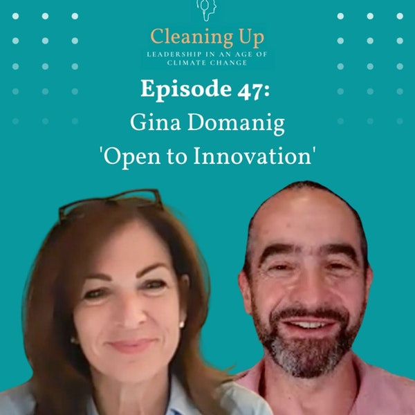 Ep47: Gina Domanig 'Open to Innovation' Image