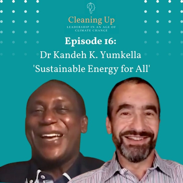 Ep16: Dr Kandeh K. Yumkella 'Sustainable Energy for All' Image