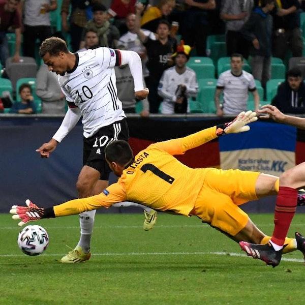 """#44: The """"Esperanças"""" Come Up Short at U21 EUROs"""