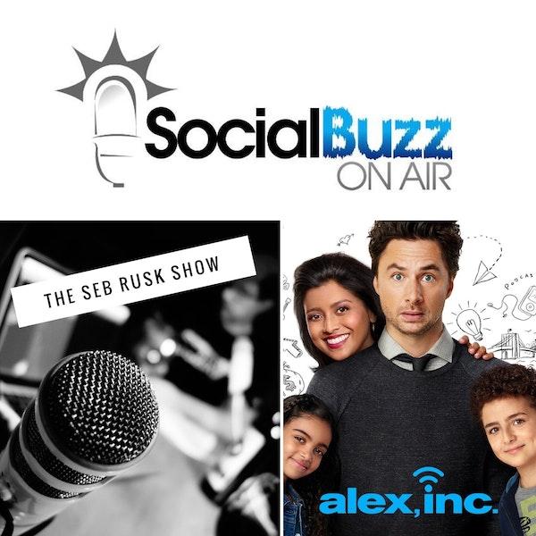 EPISODE 34 : Alex, Inc. with Zach Braff on ABC [REVIEW] Image