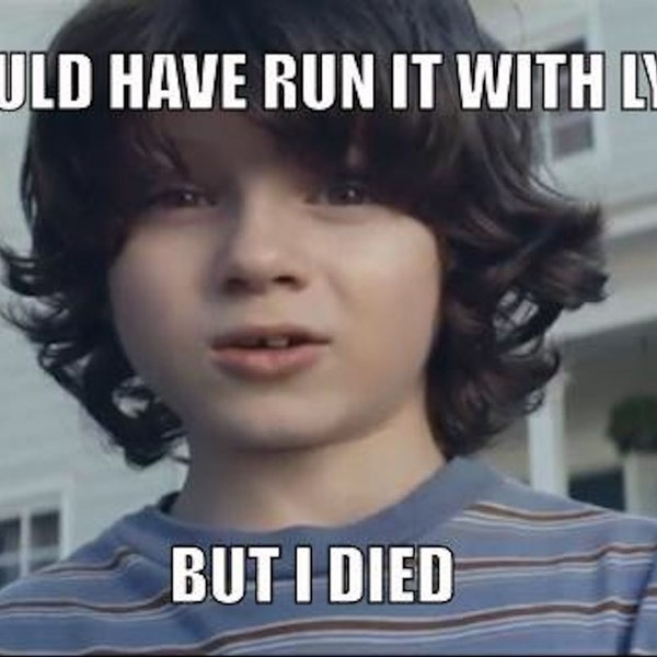 Episode 13 - Jared Smith - Creator Of SuperBowl 49 Nationwide Insurance Meme Image