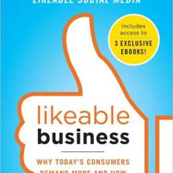 Episode 2 -- SocialBuzzONAIR - LIVE at 10am/ET Dave Kerpen : Likeable.com Image