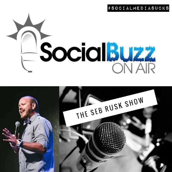 EPISODE 36 - How Digital Storytelling Works with Social Media (Keynote Sebastian Rusk) Image