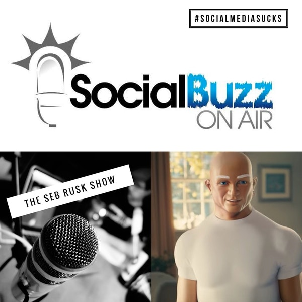 EPISODE 19: The Seb Rusk Show - Super Bowl 51 and Mr Clean Image
