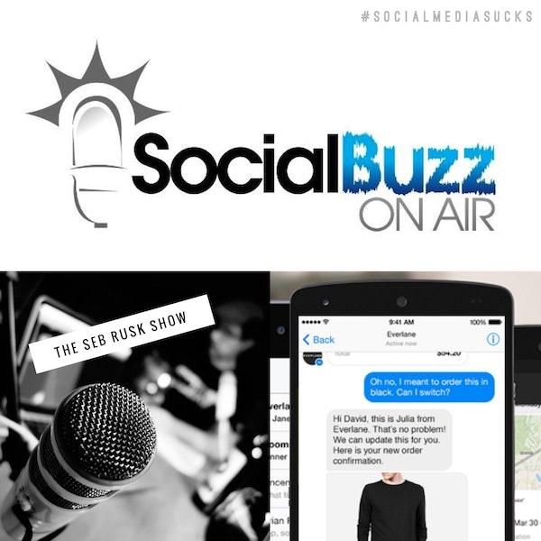 EPISODE 18: The Seb Rusk Show - Facebook Stories Facebook Messenger for Business Image