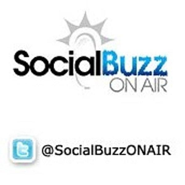 SocialBuzzOnAir (Ep. 4) 02-24-2012 Tonya Hall 'Pinterest' and Gailen David aka 'The Aluminum Lady' Image
