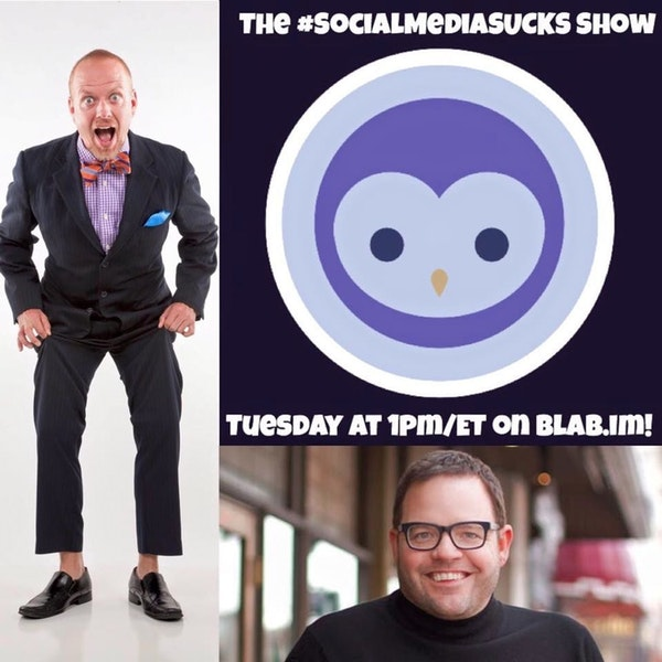 The Social Media Sucks Show - Jay Baer on his new book Hug Your Haters Image