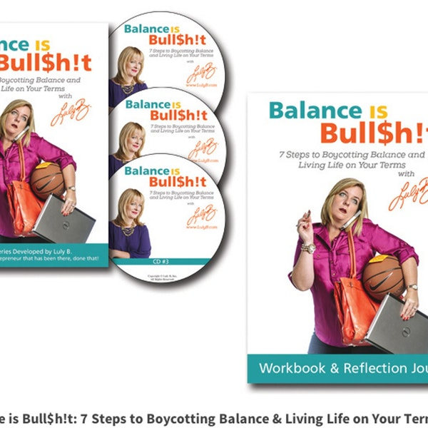 Episode 12 - Luly B : 'Balance is Bullsh*t!' Image
