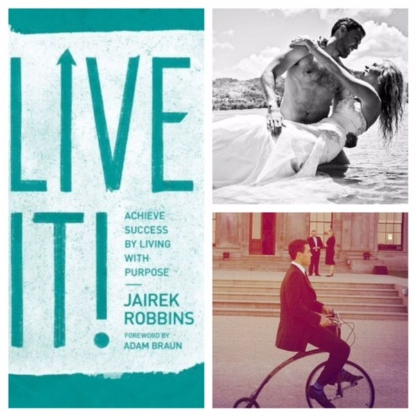 Episode 11 - Jairek And Amanda Robbins LIVE IT! Image