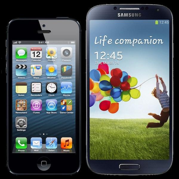 Episode 3 - Ralph Quintero -- IPhone 5s vs Samsung Galaxy S4 Comparison Image