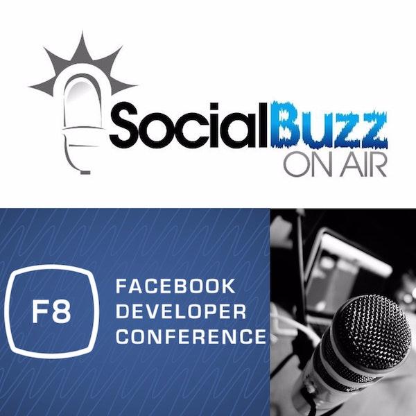 EPISODE 24 - The Seb Rusk Show - Facebook Developer Conference F8 - Messenger 2.0 Updates Image