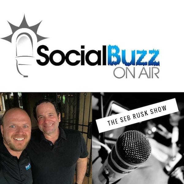 EPISODE 31 - The Seb Rusk Show : Roland Frasier - Speaker, Serial Entrepreneur & Marketing Expert. Image