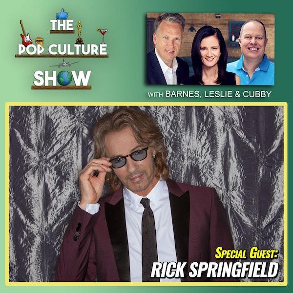 Rick Springfield Interview + Crime Scene + Morgan Wallen Fallout + Tom Brady Image