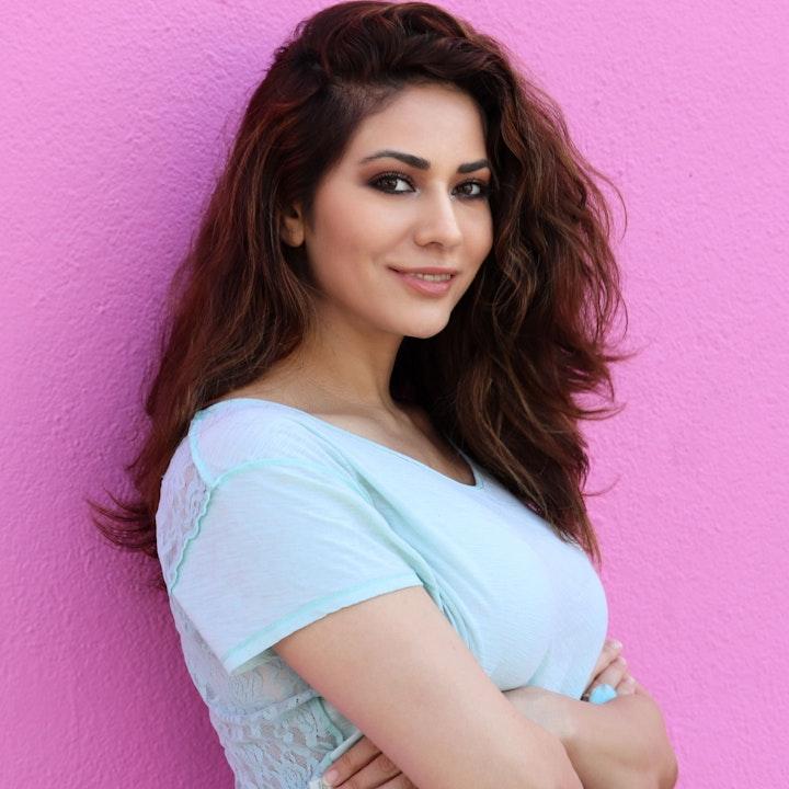 Interview With TV Star Golsa Sarabi