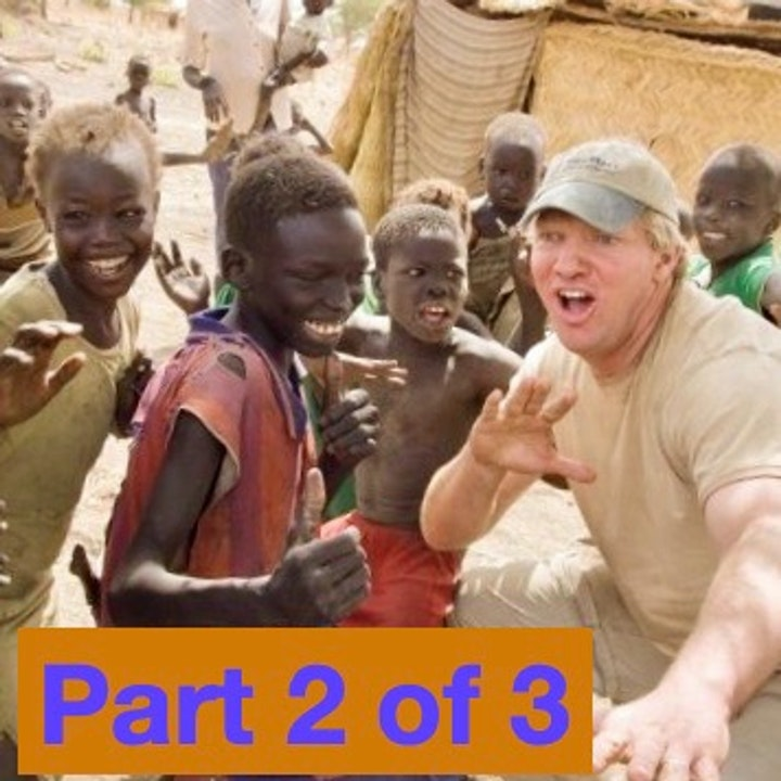 Pt 2 of 3 - Stateless People, Human Rights, & Fatherhood, #WarAsARespectLifeIssue w/ Jason Jones