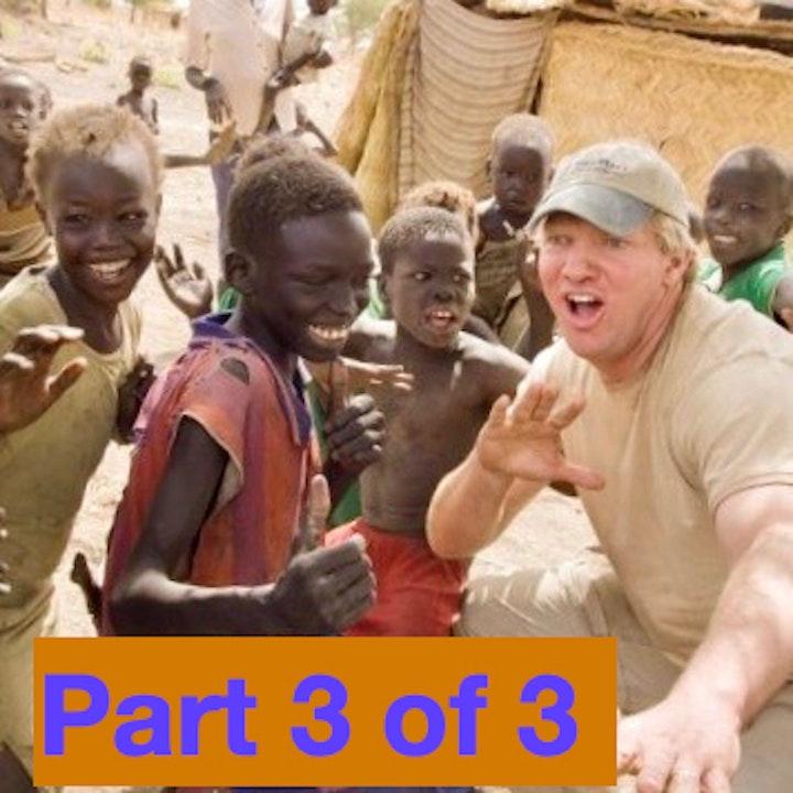 Pt 3 of 3 - Stateless People, Human Rights, & Fatherhood, #WarAsARespectLifeIssue w/ Jason Jones