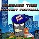 Garbage Time Fantasy Football Album Art