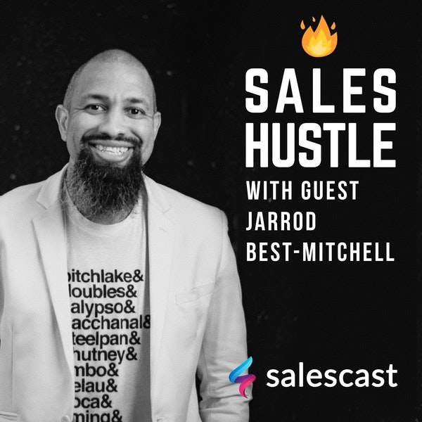 Episode #109 Sales as a Profession with Jarrod Best-Mitchell Image