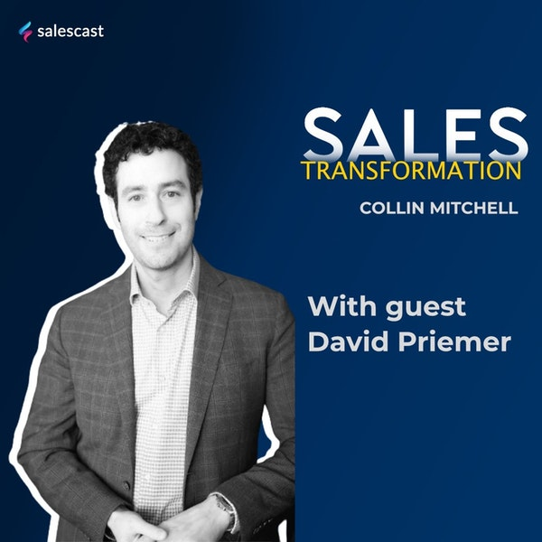 #146 S2 Episode 15 - Research Scientist to Cerebral Selling Enthusiast with David Priemer Image