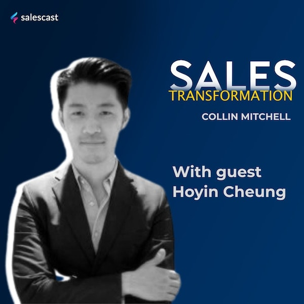 #161 S2 Episode 30 - From Almost Giving Up To Scaling A 100+ B2B SaaS Team with Hoyin Cheung Image