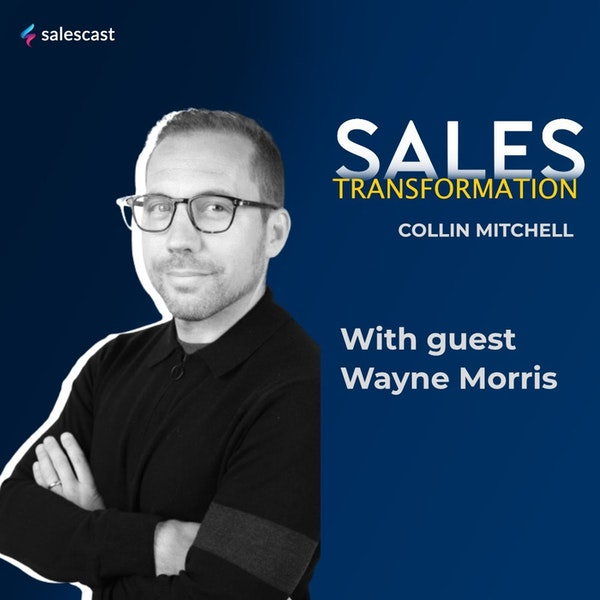 #135 S2 Episode 4 - From Donut Boy to Golden Boy with 34 Sales in One Day with Wayne Morris Image