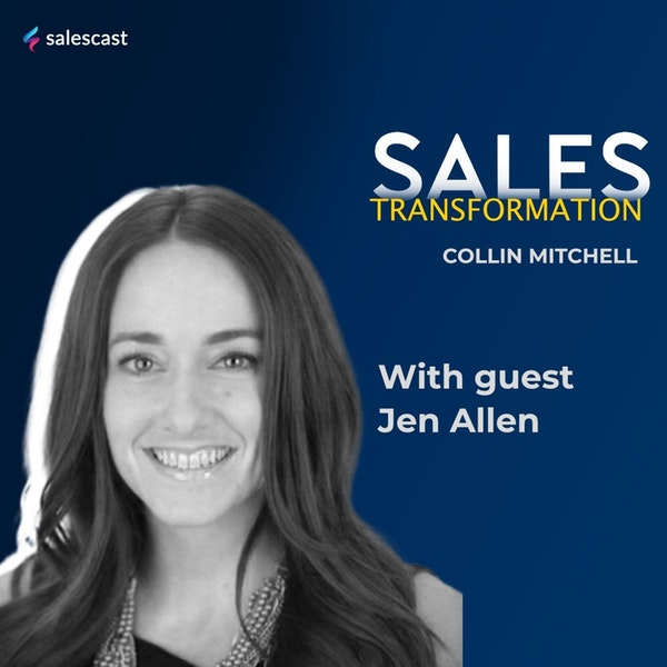 #156 S2 Episode 25 - From Running Events To Loving A Hunter Role at Challenger with Jen Allen Image