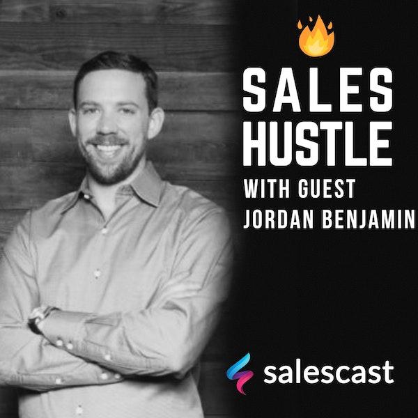 Episode #112 Mindfulness for Sales with Jordan Benjamin Image