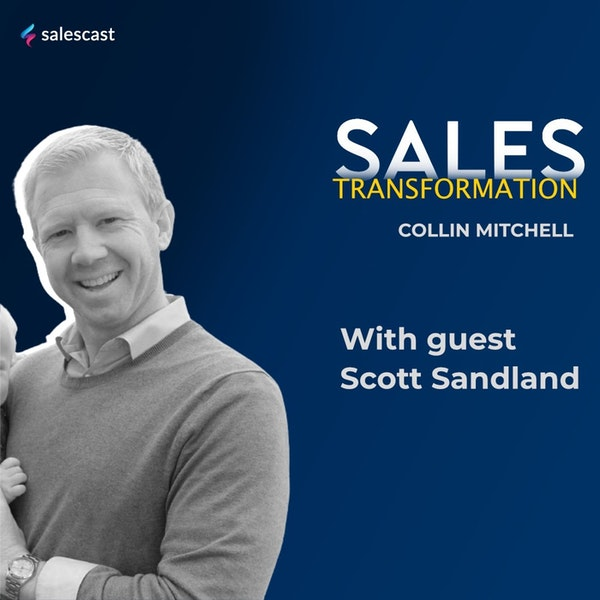 #151 S2 Episode 20 - Hypnotherapist to Hepling Sellers with Empathy using AI with Scott Sandland Image