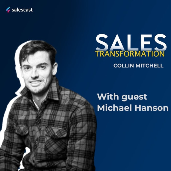 #171 S2 Episode 40 - From Content Marketer to Scaling Companies at Growth Genie with Michael Hanson