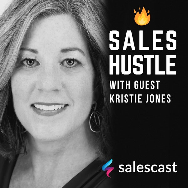 Episode #116 Helping Founders Drive Revenue Through Improved People And Strategies with Kristie Jones Image