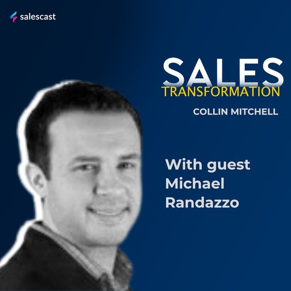 #169 S2 Episode 38 - From Working At A Research Firm To Sales Enablement At Challenger with Michael Randazzo