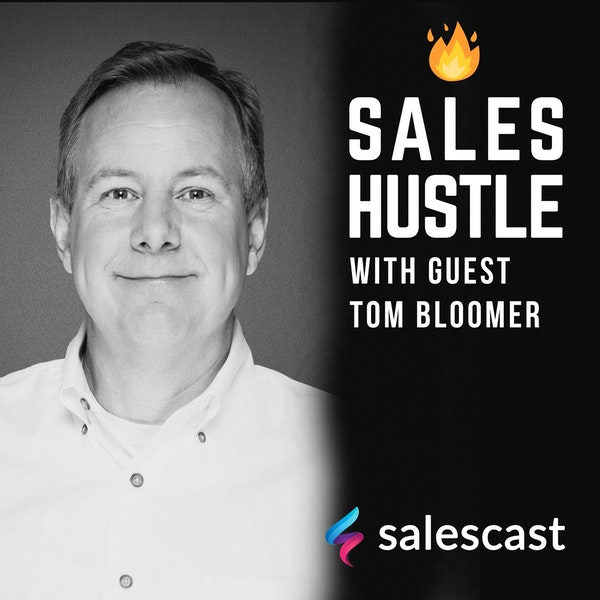 Episode #115 Build and Train High Performing Sales Teams with Thomas Bloomer Image